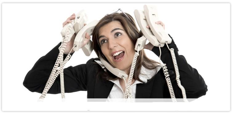 Клиенты звонят